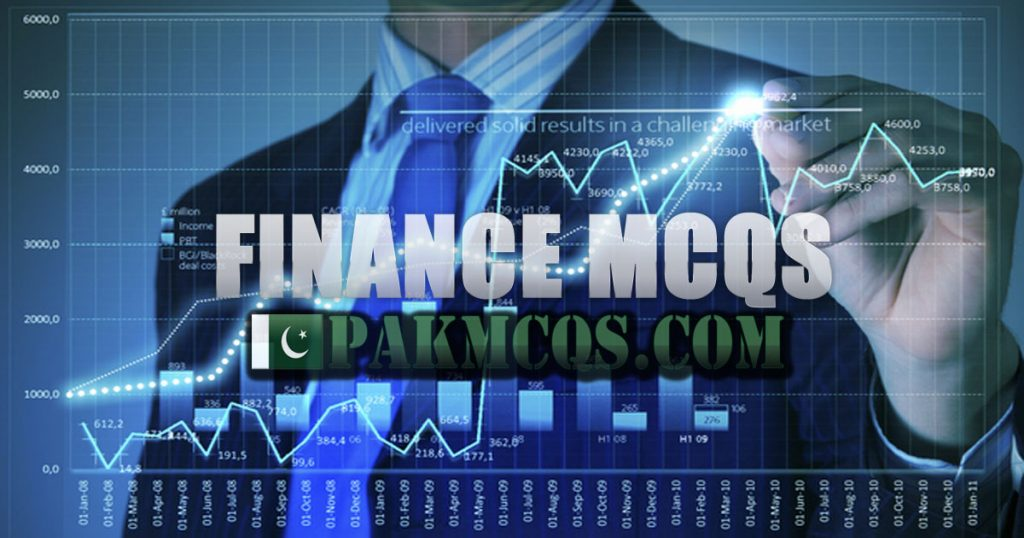 Finance Mcqs for preparation