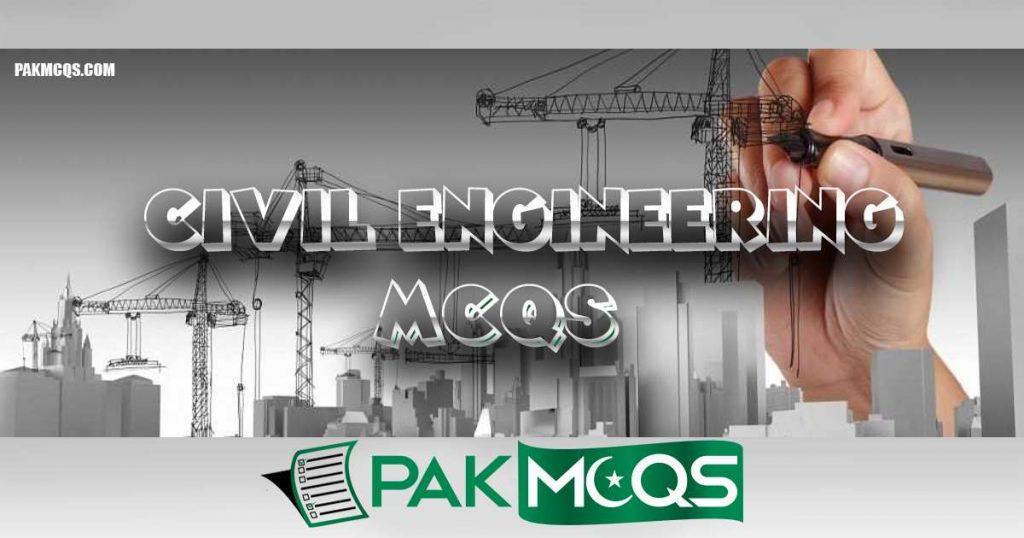 Civil Engineering Mcqs PakMcqs