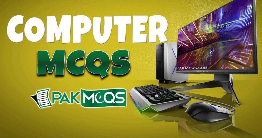 Computer MCQs, Computer Fundamental MCQs,