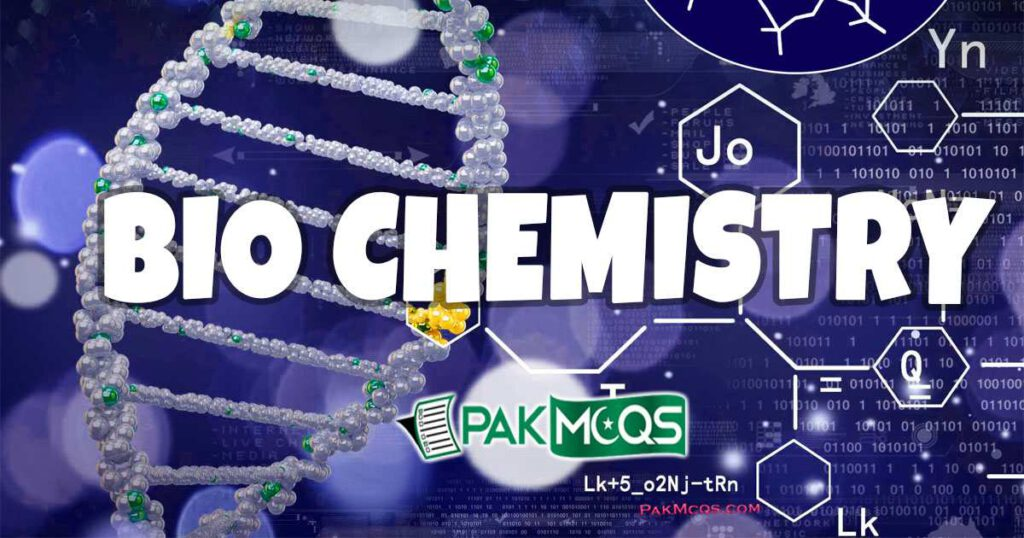 Biochemistry Mcqs for preparation