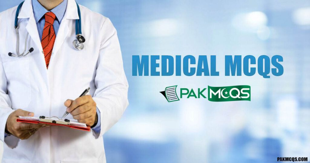 Medical Mcqs for Exams preparation of Medical Students